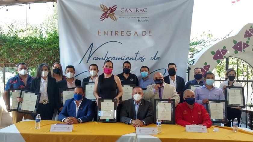 Canirac Tijuana designa coordinadores para cada delegación(Cortesía)