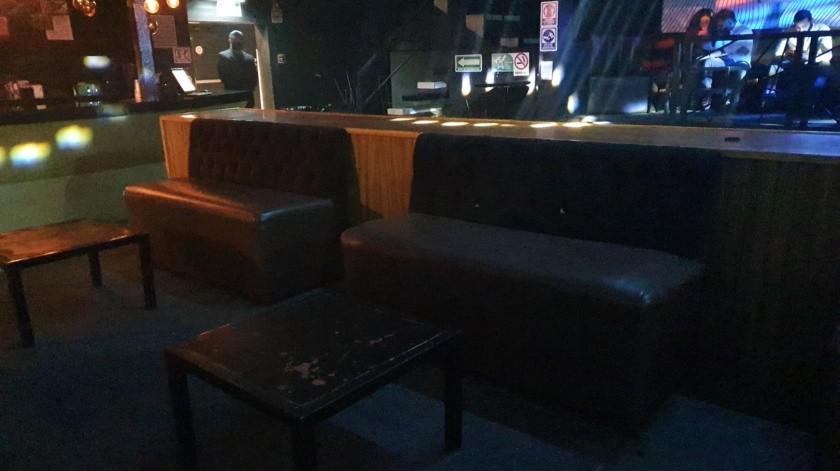Reabren antros y bares de Hermosillo con sana distancia ante Covid-19(Especial)