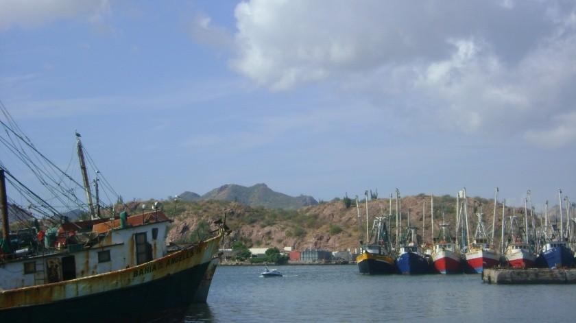 Cada barco requiere de 20 a 30 mil litros de diésel marino para salir a pescar de 20 a 30 días(Archivo GH)