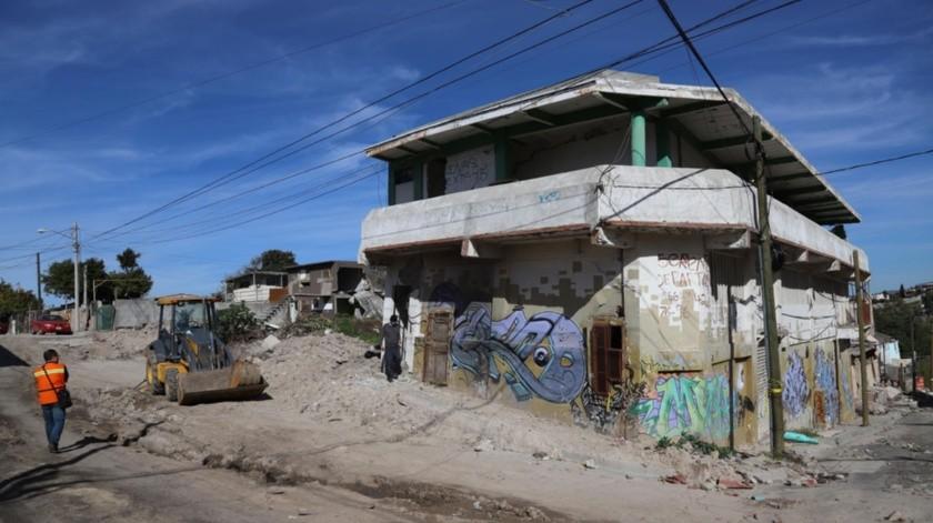Diversas zonas de la ciudad han sido desalojadas.