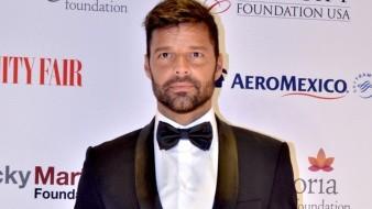 Ricky Martin en problemas por sus publicaciones en Instagram.