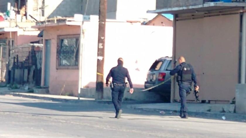 Ataque armado desata persecución en la Zona Centro(Margarito Martínez)