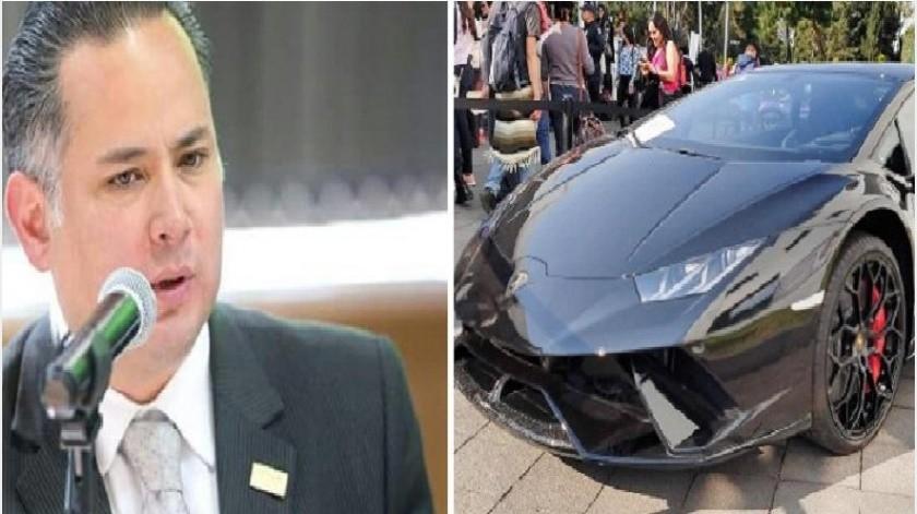 Lo que debes saber sobre el Lamborghini de Indep y Santiago Nieto(Twitter/ lopezobrador_)