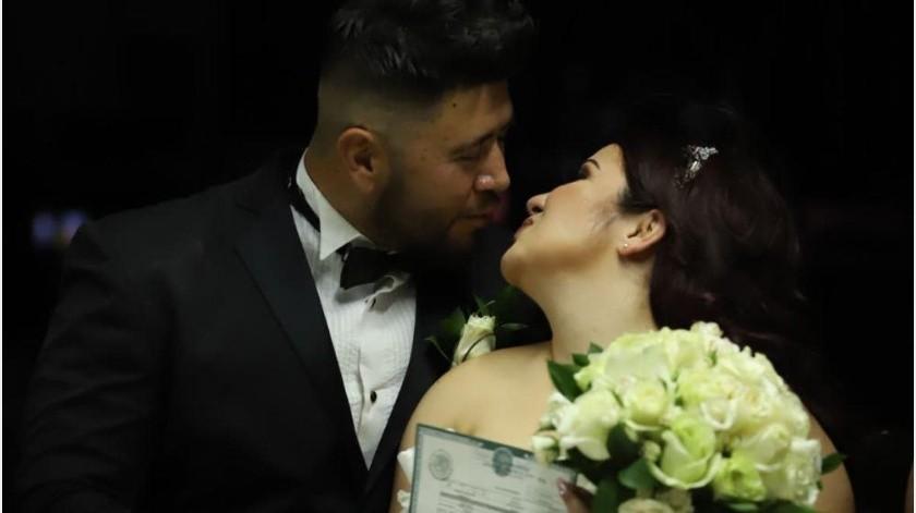 Boda EL IMPARCIAL: Karla y Felipe, ganadores de la promoción, unen sus vidas(Teodoro Borbón)