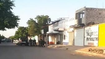 Rafaguean y ultiman a dos hombres en Ciudad Obregón