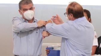 Inicia campaña de vacunación contra influenza en Coahuila: Gobernador Miguel Riquelme
