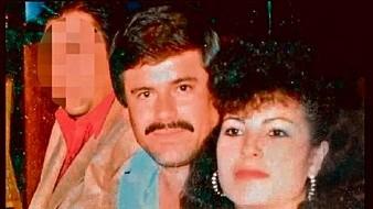 """Blanca Estela Peña García trabajaba en un banco de Compostela, Nayarit, pero asistir a una fiesta le cambió la vida: Conoció y enamoró, sin querer, a Joaquín el """"Chapo"""" Guzmán"""