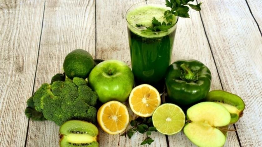 Prueba este jugo detox para bajar de peso(Tomada de la Red)