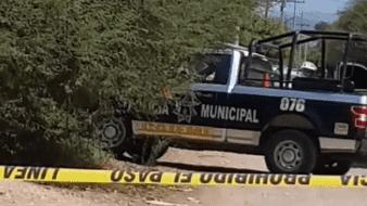 Dan muerte a un hombre en Puente de Picos, Obregón