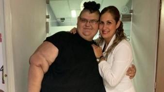 Vence al Covid-19 Juan Pedro Franco, mexicano que fue el más obeso del mundo