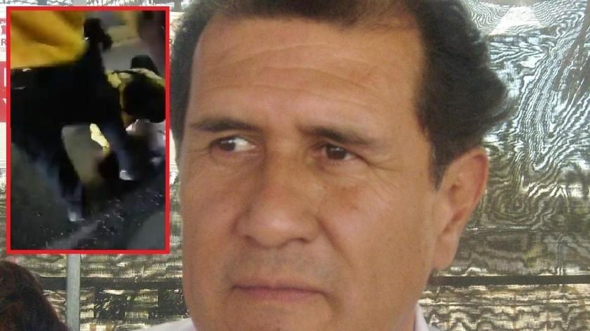 Detienen a director de Tránsito de Torreón tras agresión de agentes a tres personas(Especial)