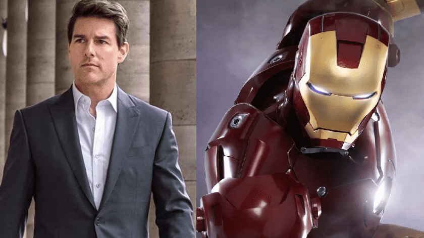 Tom Cruise encarnaría el papel que Robert Downey Jr. interpretó por una década.(Tomada de la red)