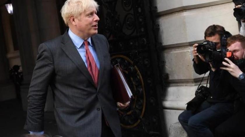 El primer ministro británico Boris Johnson(EFE)