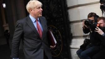 El primer ministro británico Boris Johnson