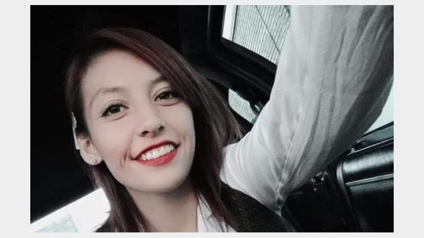 El 21 de septiembre fue la última vez que Alondra Elizabeth Gallegos García, de 20 años, tuvo contacto con su familia.