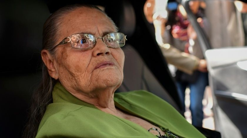 """Una de las madres de los capos más populares es Consuelo Loera, madre de Joaquín """"El Chapo"""" Guzmán(El Imparcial)"""