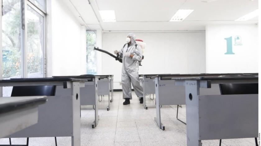 Prepara SEP protocolo para regreso a clases(Archivo)