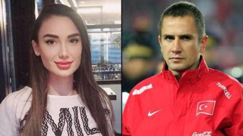 En 2012, Emre Asik contrajo matrimonio con Yagmur, pero la pareja inició un proceso de divorcio, que se ha visto marcado por escándalos, luego de que el ex futbolista alegara infidelidad.(@S_Schwartzmann)