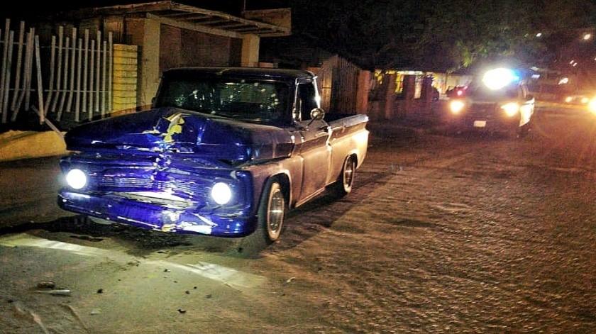 Grupo armado ejecuta a hombre en el valle de Mexicali(Cortesía)