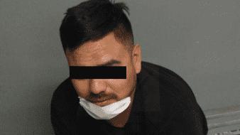 Arrestan a hombre armado tras amenazar a adolescente