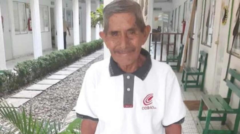 A sus 80 años se gradúa de la preparatoria(Tomada de la red)