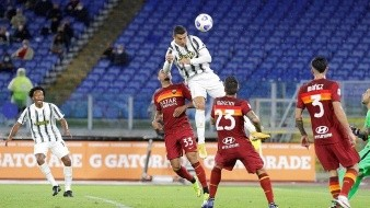 Cristiano Ronaldo sigue haciendo goles con la Juventus