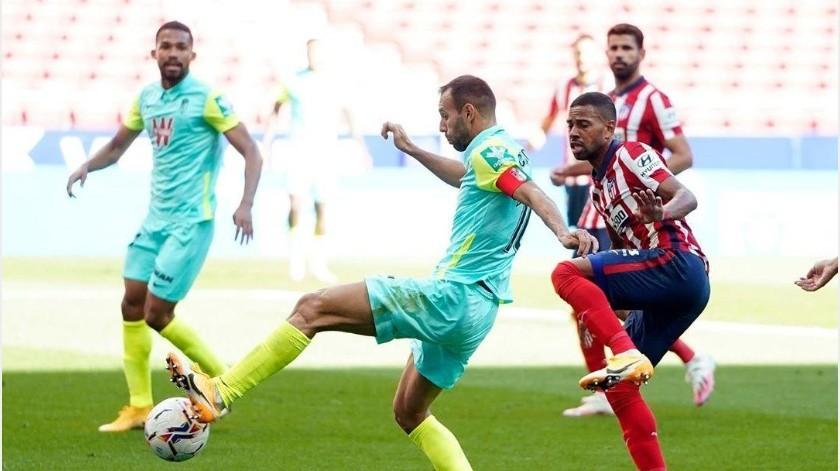 Granada pide a patrocinador que se disculpe por las burlas por la derrota contra el Atlético de Madrid(Instagram @granadacf)