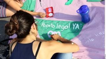Marcharán a favor del aborto legal y seguro