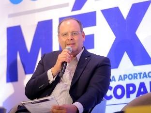 Quiere la Coparmex diálogo directo con AMLO para proponer soluciones a la crisis