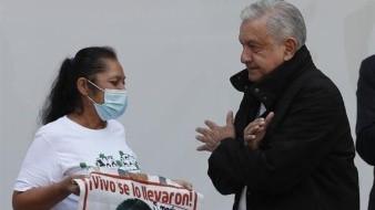 No habrá protegidos en caso Ayotzinapa: AMLO
