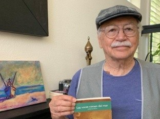 Guillermo Munro recibió anoche el premio Ariel a