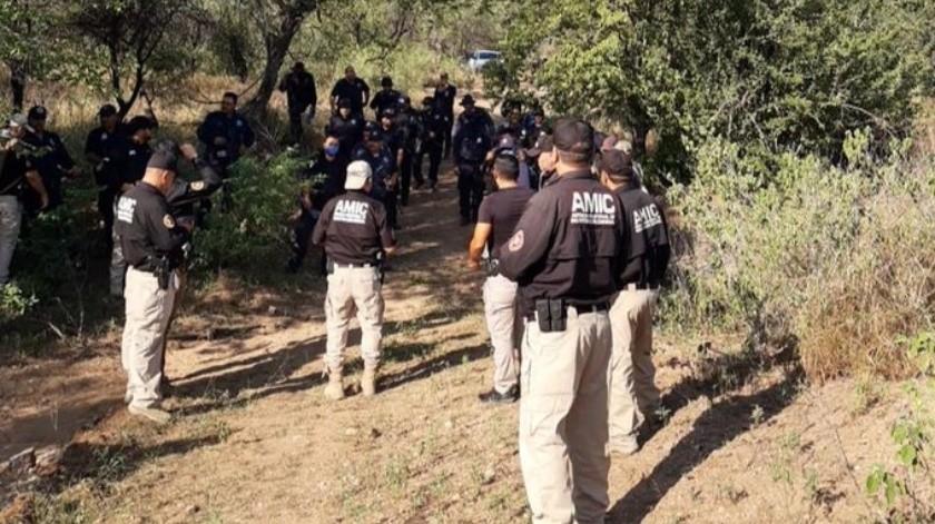 Desde que se recibió la denuncia por la desaparición de María Olivia, en agosto pasado, se mantienen acciones de búsqueda en Álamos.