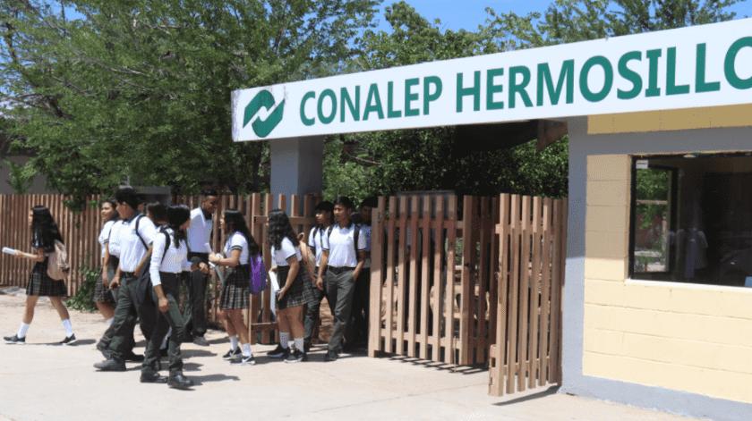 El plantel Hermosillo I cuenta con 70 espacios disponibles para la carrera de Procesamiento Industrial de Alimentos(Banco digital)