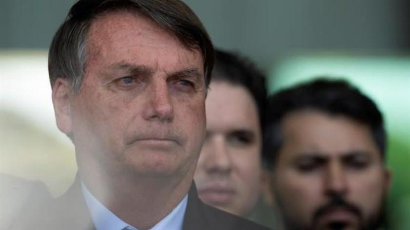 Flávio, hijo de Jair Bolsonaro, es acusado de lavado de dinero por la Fiscalía Río de Janeiro(EFE)