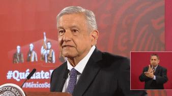 El presidente de México indicó que en la lucha que representa se realizaron manifestaciones de hasta 500 mil personas sin romper un solo vidrio.