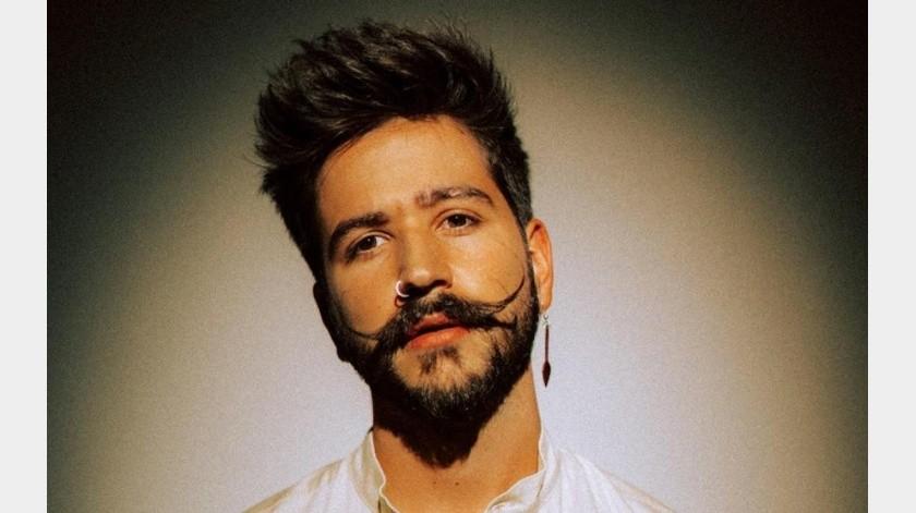 Camilo, nominado a seis Grammy Latino(Cortesía)