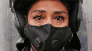 La razón por la cual lloraba la mujer policía en marcha feminista proaborto de la CDMX