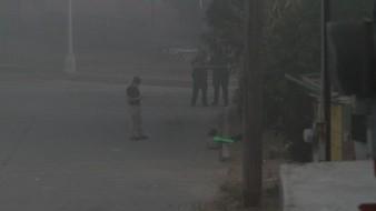 Dejan restos humanos en calles de la colonia Los Altos