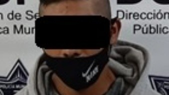 Adolescente es detenido por vandalizar escuela