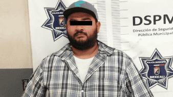 Arrestan a dos tras persecución en Lomas Altas