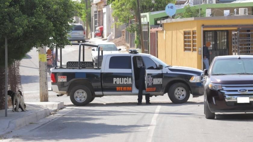 Tras agresión con arma de fuego en colonia Cuatro Olivos joven resulta herido(GH)