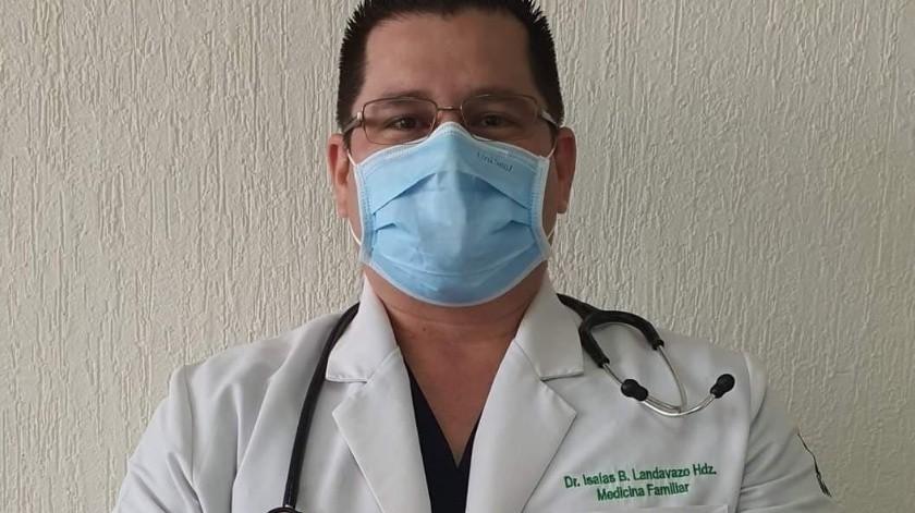 Médico recuperado de Covid-19 llama a no bajar la guardia contra la enfermedad(Cortesía)