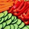 Juliana. Este corte es muy utilizado en la cocina y se puede usar en sopas, ensaladas o rellenos.