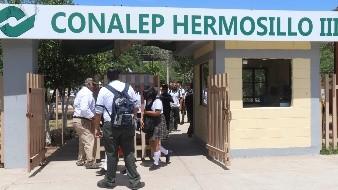Los 35 espacios son para el plantel Hermosillo III, en la carrera de Autotrónica