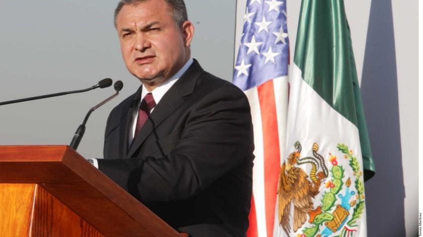 Fiscalía de NY entrega más pruebas contra Genaro García Luna, acusado de narcotráfico(Archivo GH)
