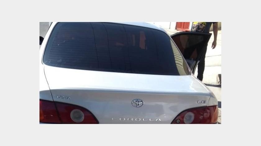 Le roban auto en SLRC y lo ponen a la venta en Mexicali(Cortesía)