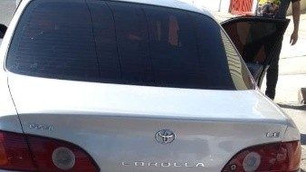 Le roban auto en SLRC y lo ponen a la venta en Mexicali