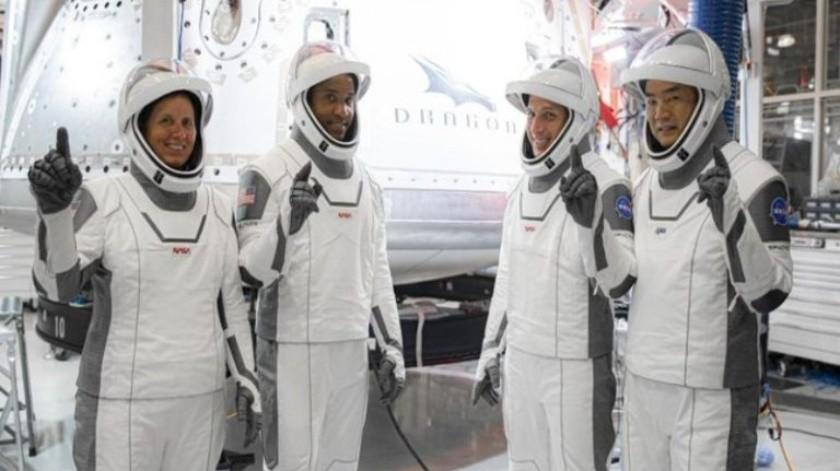 SpaceX hizo algunos ajustes en el escudo térmico y los sensores de altitud de Crew Dragon(NASA)