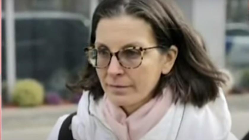 Caso Nxivm: Condenan a 6 años de prisión a Clare Bronfman, heredera de imperio licorero(Youtube Milenio / Captura de Pantalla)