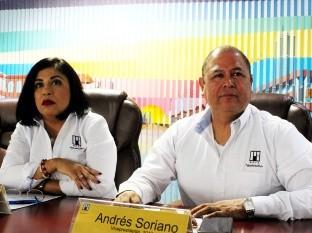 Presidente de la APIT, Andrés Soriano Padilla